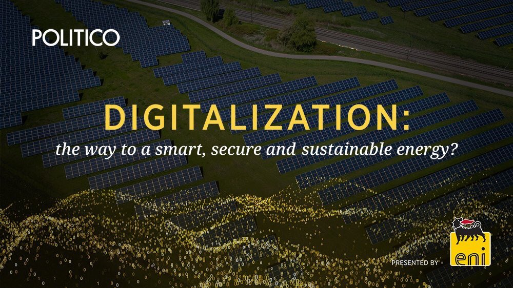 Digitalisation of Energy, Brussels