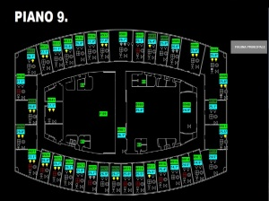 INAIL 3_Map floor 9