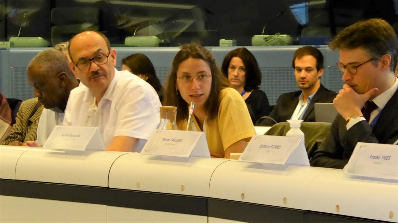 Aurélie Beauvais from SolarPowerEU