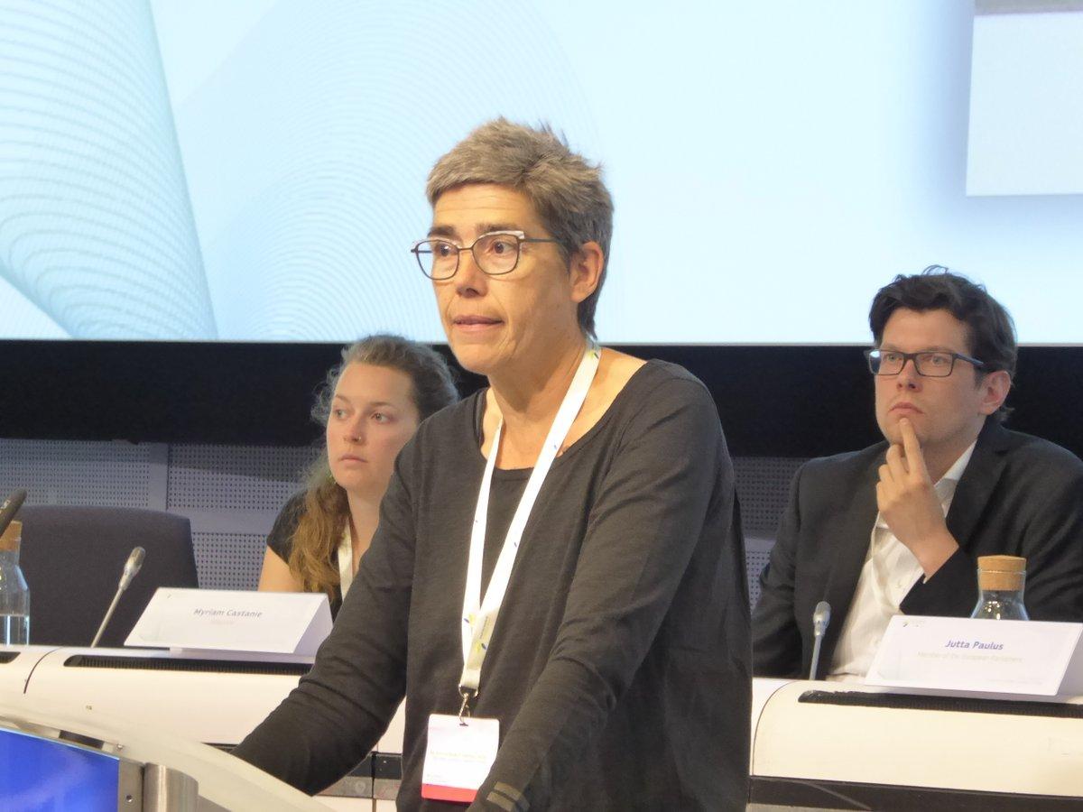 Jutta Paulus, European Parliament,
