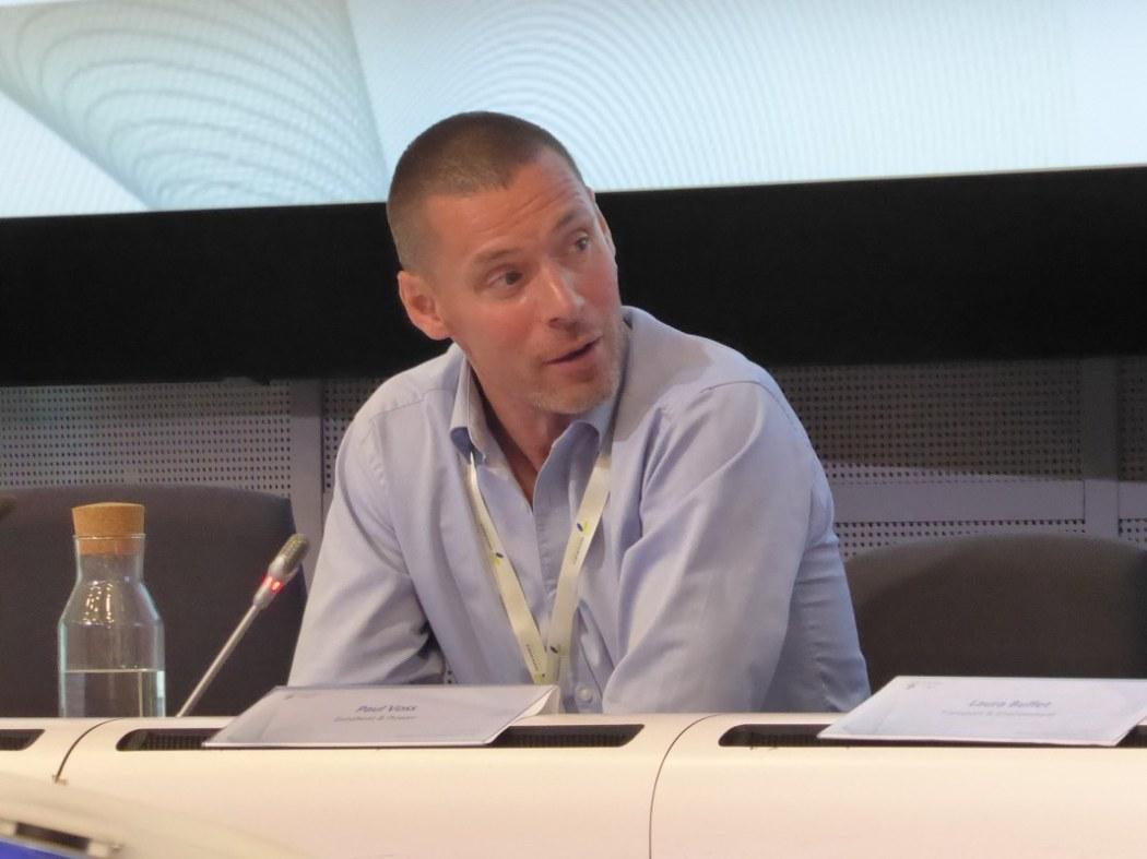 Paul Voss, Euroheat & Power: