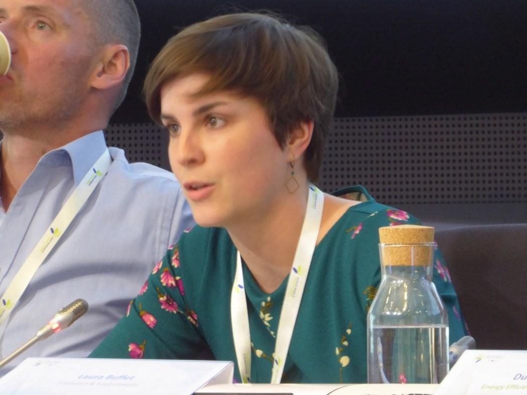 Laura Buffet, Energy Director, Transport & Environment: