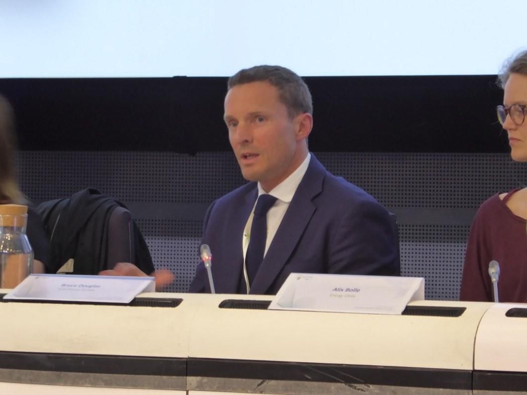 Bruce Douglas, Deputy CEO, SolarPower Europe: