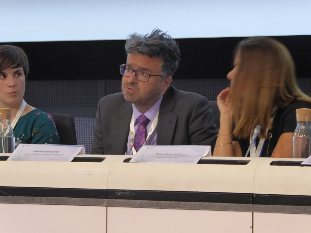 Dusan Jakovljevic, Director for Policy & Communications, Energy Efficiency in Industrial Processes: