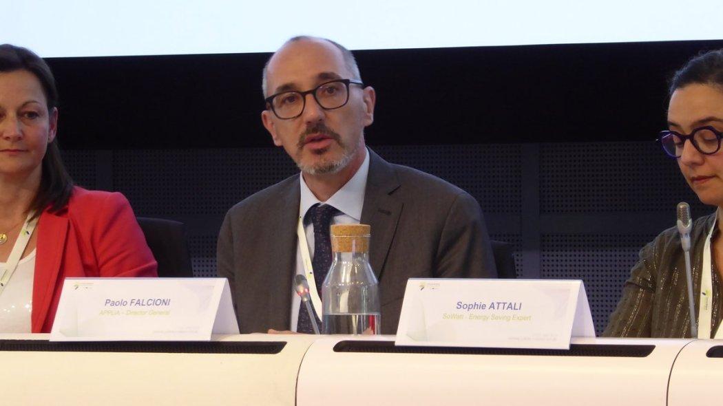 Paolo Falcioni, Director General, APPLIA Europe