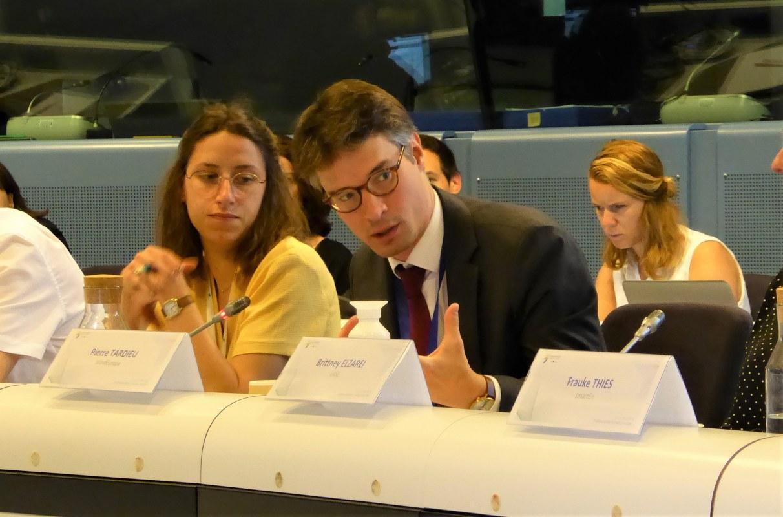 Pierre Tardieu from WindEurope