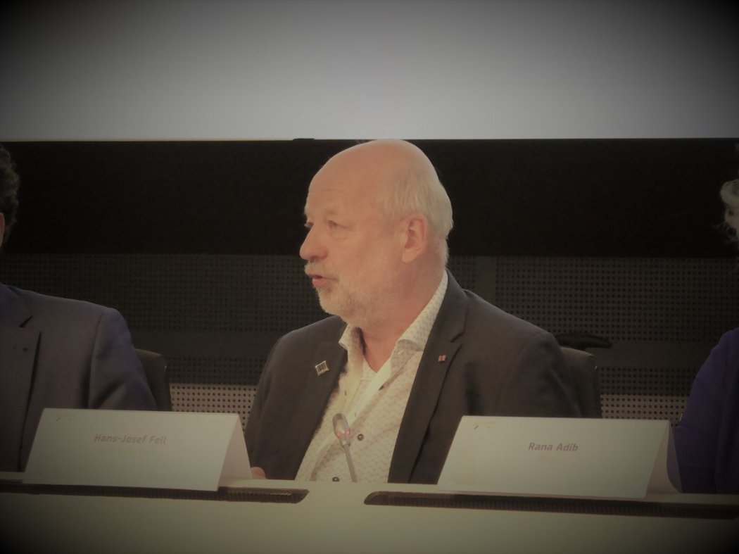 Hans-Josef Fell, President from the Energy Watch Network